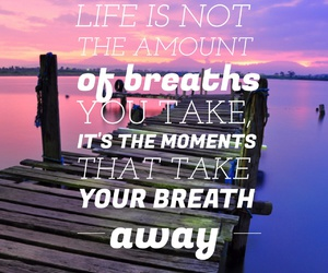 away, breath, and Dream image