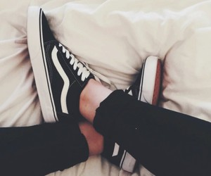 boy, fashion, and vans image