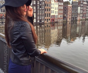 amsterdam, blogger, and blue image