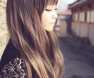 girl, beautiful, and nice image