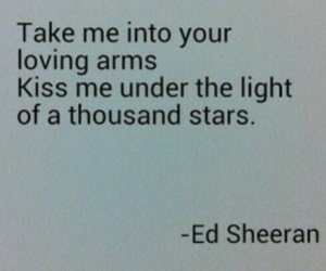 singer, ed sheeran, and thinking out loud image