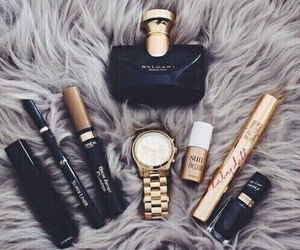 makeup, watch, and make up image