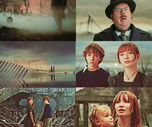 A Series of Unfortunate Events and baudelaire image