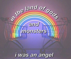 music, lana del ray, and gods and monsters image