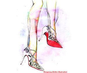 boho, etsy, and fashion image