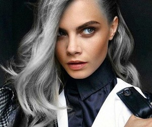 cara delevingne, model, and hair image