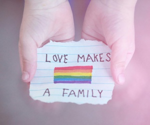 family, love, and make image