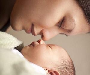 baby, motherhood, and beautiful image