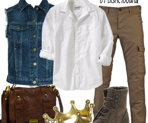 clothes, outfit, and pascal image