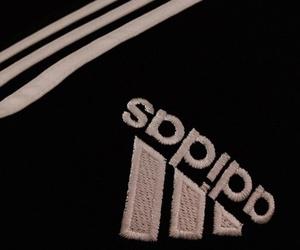 adidas, fashion, and stripes image