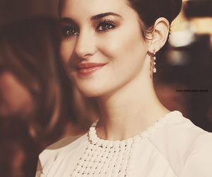 beautiful, Shailene Woodley, and divergent image