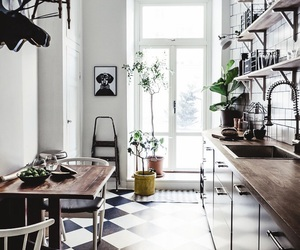 kitchen, home, and stockholm image