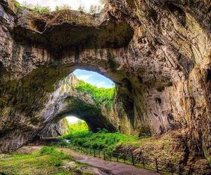bulgaria and cave image