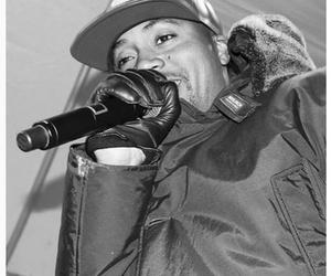 hip hop, nas, and nasir jones image