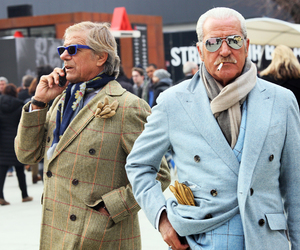 brilliant, fashion, and old man image