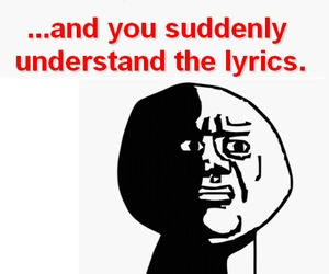 funny and Lyrics image