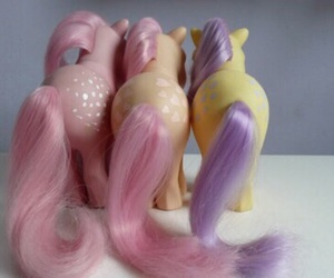 pony, my little pony, and pale image