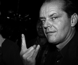 jack nicholson, rock, and rock and roll image