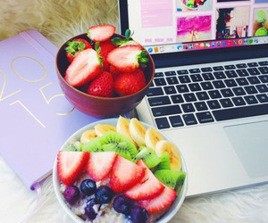 breakfast, fit, and fruit image