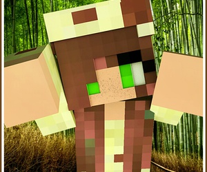 c4d and minecraft image