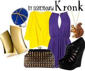 clothes, outfit, and kronk image