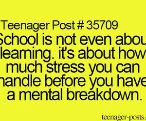 quote, teenager, and teenager post image