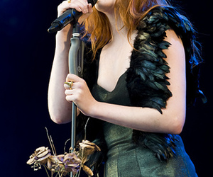 florence welch, florence and the machine, and girl image