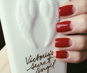 angel, nails, and perfect image