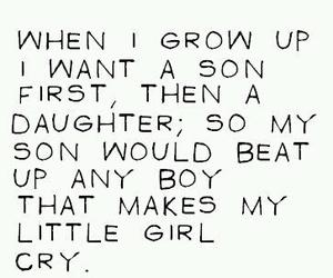 boy and text image