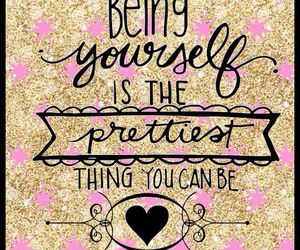 quotes, pretty, and yourself image