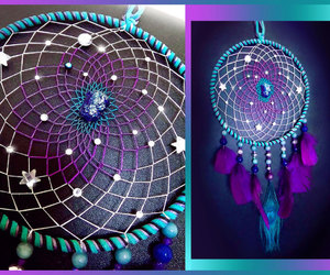 dreamcatcher, etsy, and ooak image