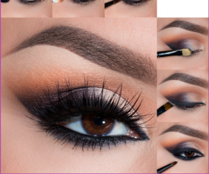 makeup, eyemakeup, and eyemakeuptutorial image