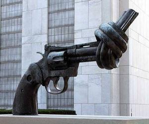 art and gun image