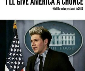 niall horan and one direction image
