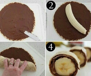 food, diy, and banana image