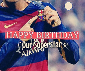 Barca, fc barcelona, and birthday image