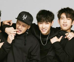 kpop, bambam, and park jinyoung image