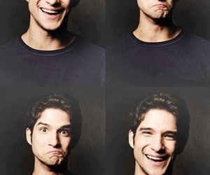 tyler posey, teen wolf, and smile image
