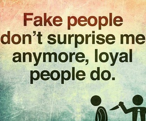 people, loyal, and fake image