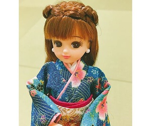 doll, hairstyle, and japan image