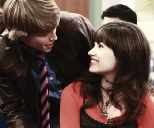 sterling knight, demi lovato, and sonny with a chance image
