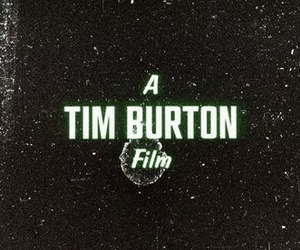 tim burton, film, and movie image