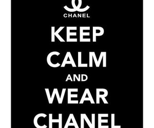 chanel and wear image