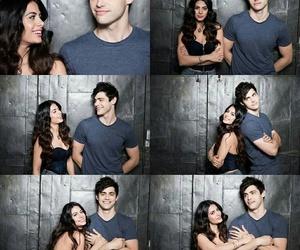 alec lightwood, izzy lightwood, and shadowhunters image