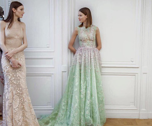 fashion, pfw, and couture week image