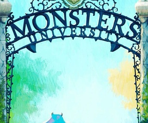monsters, wallpaper, and disney image