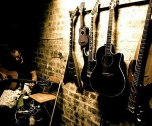 guitars, music, and alex pearson image