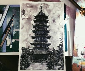 art, inspiration, and draw image