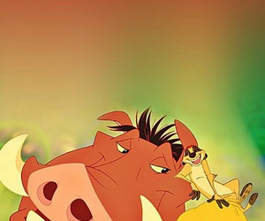 animal, disney, and anime image