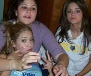 lucy hale, ashley benson, and pll image